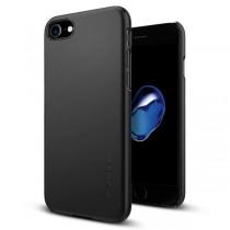 Spigen Thin Fit - ultra tenký kryt pre iPhone 7, čierny