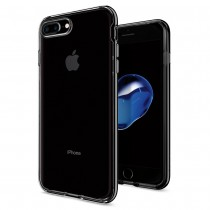 Spigen Neo Hybrid Crystal kryt pre iPhone 7/8 Plus - jet black