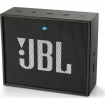 JBL GO - Bluetooth mini reproduktor - čierny