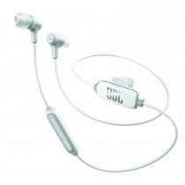 JBL bezdrôtové slúchadlá do uší - biele