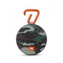 JBL Clip 2 Waterproof Ultra-Portable Bluetooth Speaker - Squad