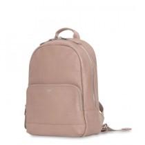 Knomo MINI MOUNT kožený ruksak - telový