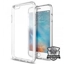 Spigen Ultra Hybrid puzdro pre iPhone 6s/6 - priehľadné