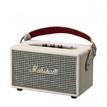 Marshall Kilburn - prenosný bluetooth reproduktor - krémový