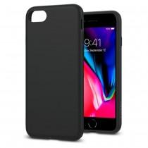 Spigen Liquid Crystal - kryt pre iPhone 7/8 - priehľadný/matný