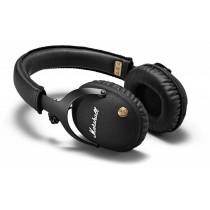 Marshall Monitor Bluetooth / 3,5 mm Jack slúchadlá - čierne