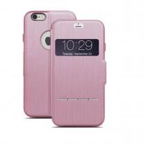 Moshi SenseCover puzdro pre iPhone 6 - ružové