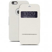Moshi SenseCover puzdro pre iPhone 6 Plus - béžové