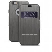 Moshi SenseCover puzdro pre iPhone 6 Plus - čierne