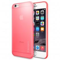 Spigen AirSkin 0.4mm case for iPhone 6 - Azalea Pink