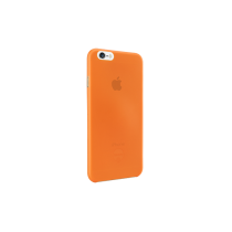 Ozaki - O!coat 0.3 JELLY case for iPhone 6 - Orange