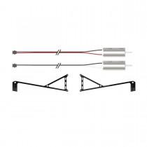 Parrot Swing náhradný diel - Motor A+C + čierne ramená + skrutky
