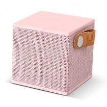 FRESH ´N REBEL Rockbox Cube Fabriq Edition Bluetooth reproduktor - ružový