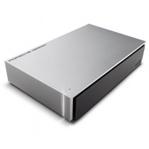 LaCie Porsche Design Desktop externý disk 4TB - šedý