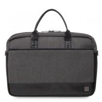 """Knomo PRINCETON taška pre MacBook Pro 15"""" Retina - šedá"""