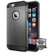 Spigen Slim Armor puzdro pre iPhone 6/6S - čierne