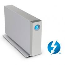 Lacie 10TB d2 Thunderbolt3 & USB 3.1 typ C [7200] (Enterprise HDD)