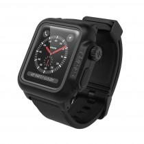Catalyst vodotesný kryt pre Apple Watch 3 a 2 42mm - čierny