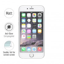 Artwizz ScratchStopper Anti-Fingerprint ochranná fólia pre iPhone 6 - matná