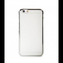 Tucano Elektro puzdro iPhone 6/6S - strieborné