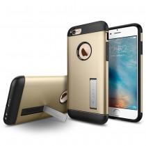 Spigen Slim Armor puzdro pre iPhone 6/6s - zlaté