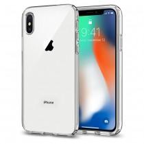 Spigen Liquid Crystal tenký kryt pre iPhone X