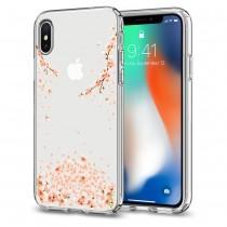 Spigen Liquid Crystal - iPhone X - blossom