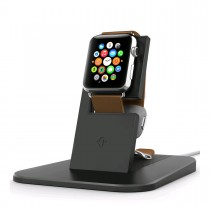 TwelveSouth HiRise stojan pre Apple Watch - čierny