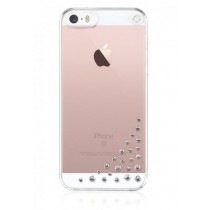 Bling My Thing - Diffusion Crystal puzdro pre iPhone 5s/SE