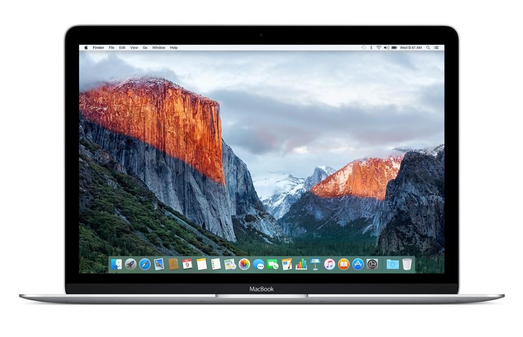 MacBook 12'' ve stříbrné barvě nyní za jedinečnou cenu 33 990 Kč. Nabídka platí na modely z roku 2015.<br><br> <strong>DETAILY ></strong>