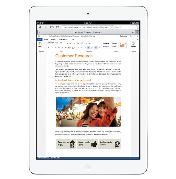 Při koupi nového Macu nebo iPadu získáte slevu 300 Kč na koupit balíčku Office 365 pro jednotlivce i pro celou domácnost.<br><br><br> <strong>DETAILY ></strong>