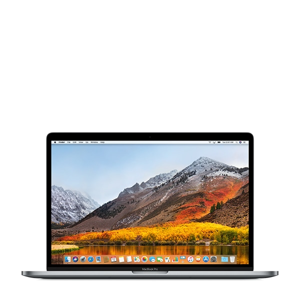 MacBook Pro 15 s Touch Bar i Touch ID