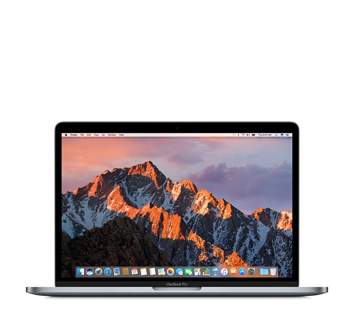 MacBook Pro 13 with Touch Bar (2017)