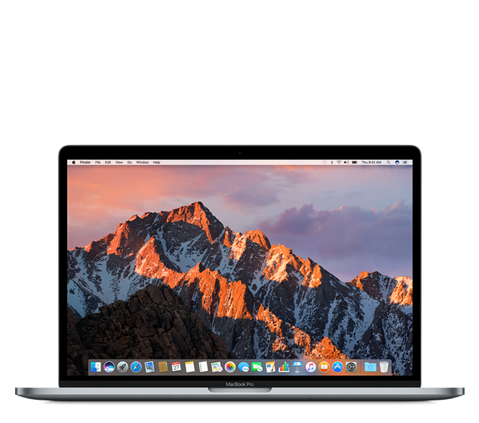 MacBook Pro 15inch Touch Bar 2016
