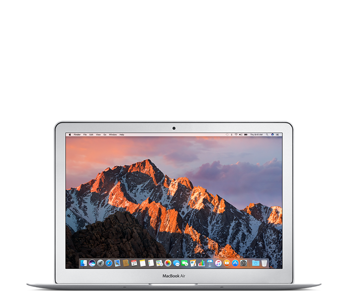 MacBook Air 13inch 2016