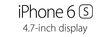 iPhone 6s title
